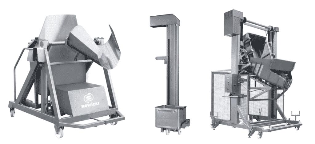 caricatori automatici per siringatrici