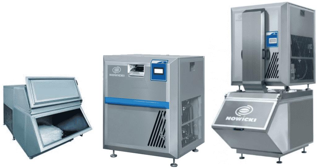 generatori di ghiaccio industriali
