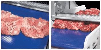 inteneritrici industriali per carne-particolare carne