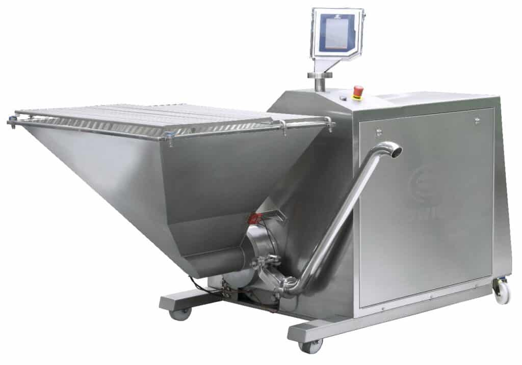 emulsionatori industriali per carne e pollame KR 55